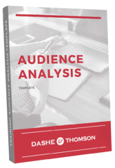 training audience analysis tempalte