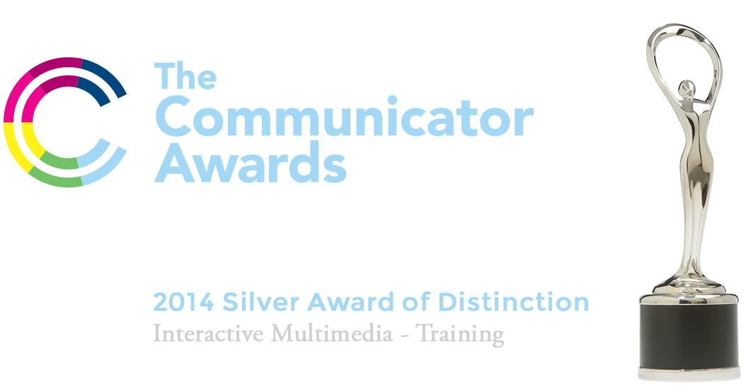 Silver Communicator Award