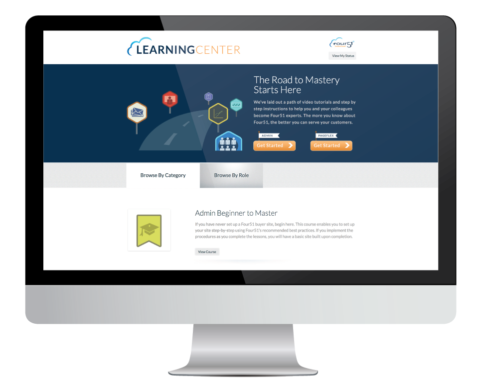 eLearning Learning Portal Four51