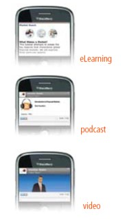 e-learning Mobile Devices