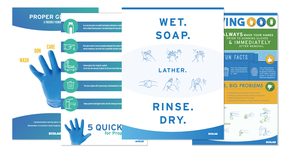 Ecolab Microlearning Examples