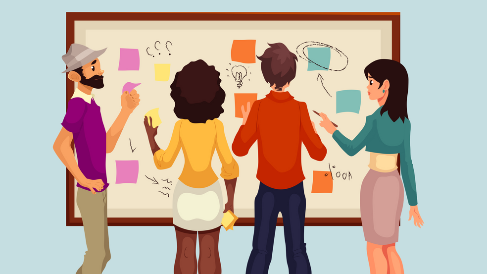 Knowledge Sharing With Post Its.png