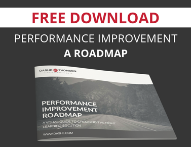 Performance Improvement Roadmap CTA