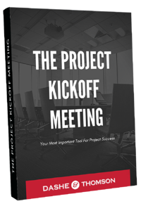 Project Kickoff EBook Cover