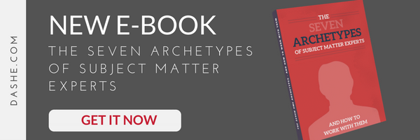 Seven Archetypes of Subject Matter Experts Email Banner.png