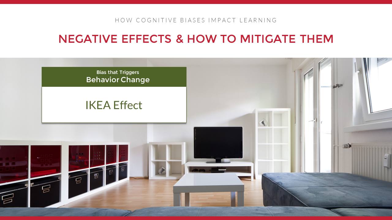 Ikea Effect Bias