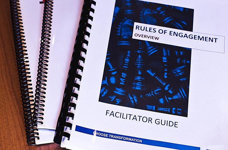 facilitator and participant guides