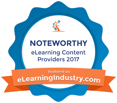 noteworthy elearning content providers