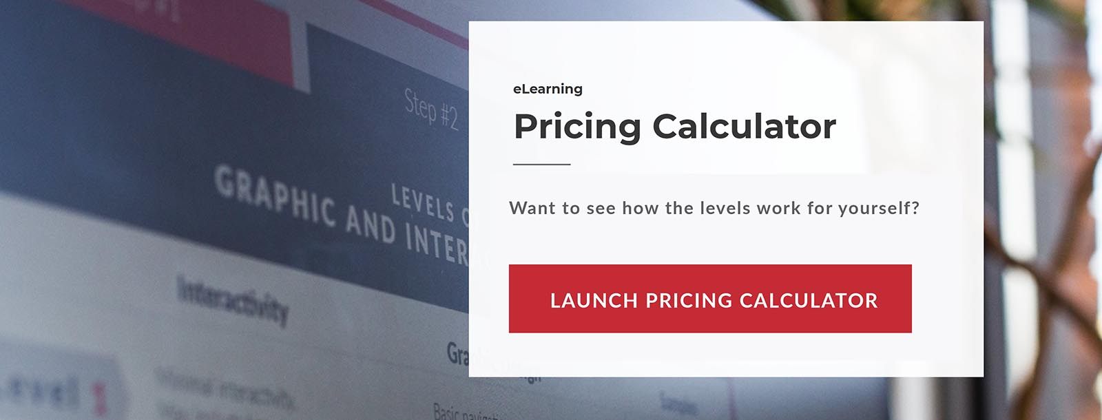 eLearning-Pricing-Calculator