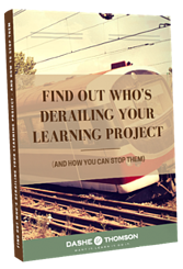 Find Out Who's Derailing Your Learning Project