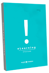 elearning style guide