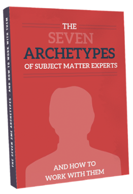Seven Archetypes of Subject Matter Experts