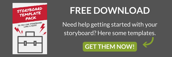 eLearning storyboard Templates Pack