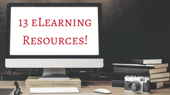 13 eLearning Resources to Make Your Courses Beautiful