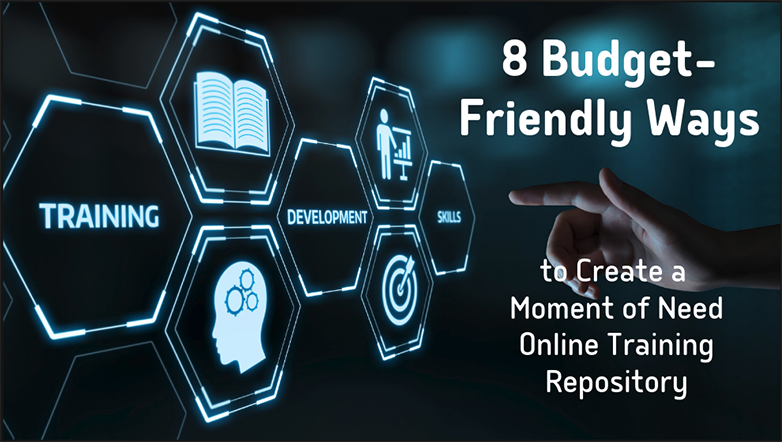 Budget Friendly Online Training Repository