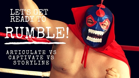 Let's Get Ready to Rumble! Articulate vs Captivate vs Storyline