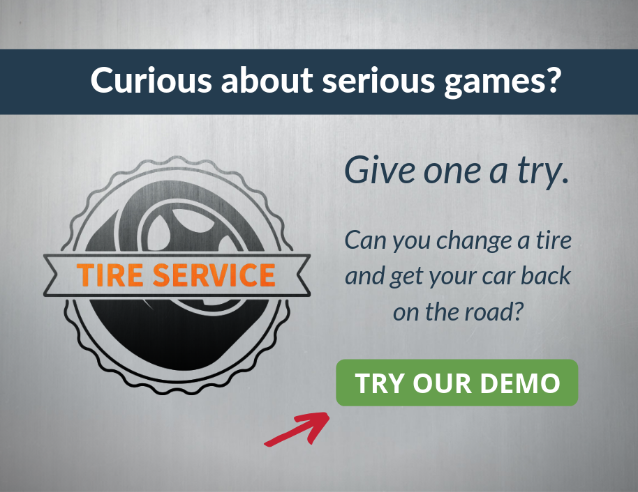 Serious Games Sample Demo