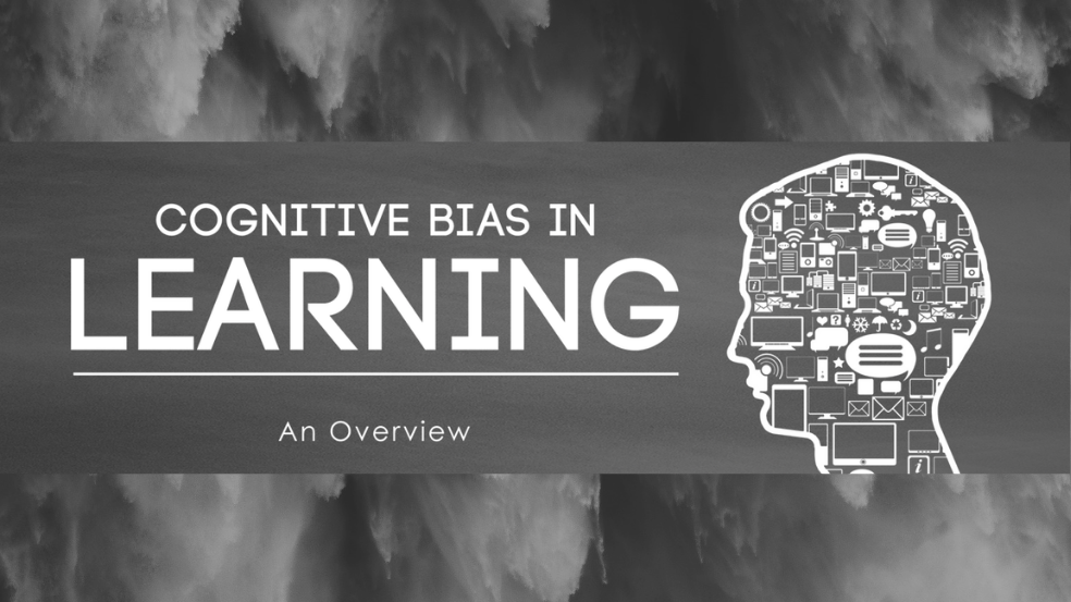 Cognitive Bias in Learning: An Overview