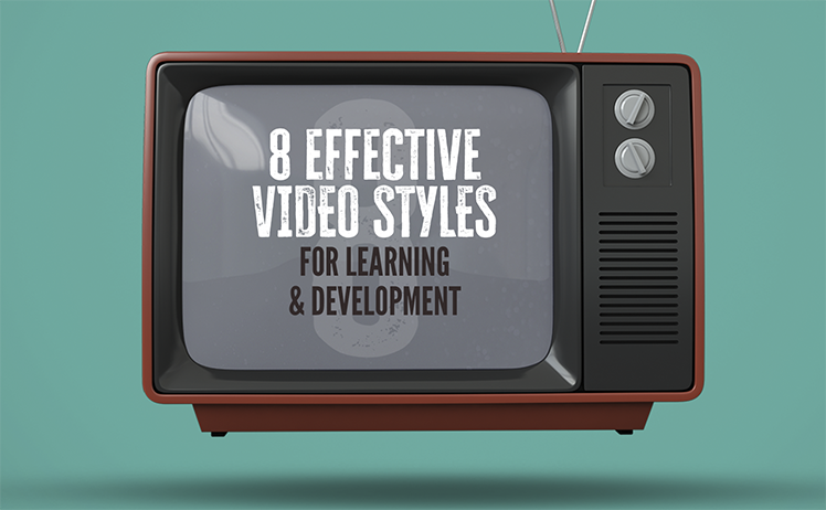 Corporate Training Video: 8 Effective Styles To Engage Your Learners