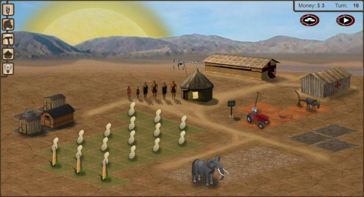 How to Be a Third World Farmer: Thoughts on Gamification