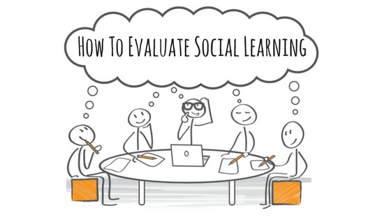 how to evaluate social learning