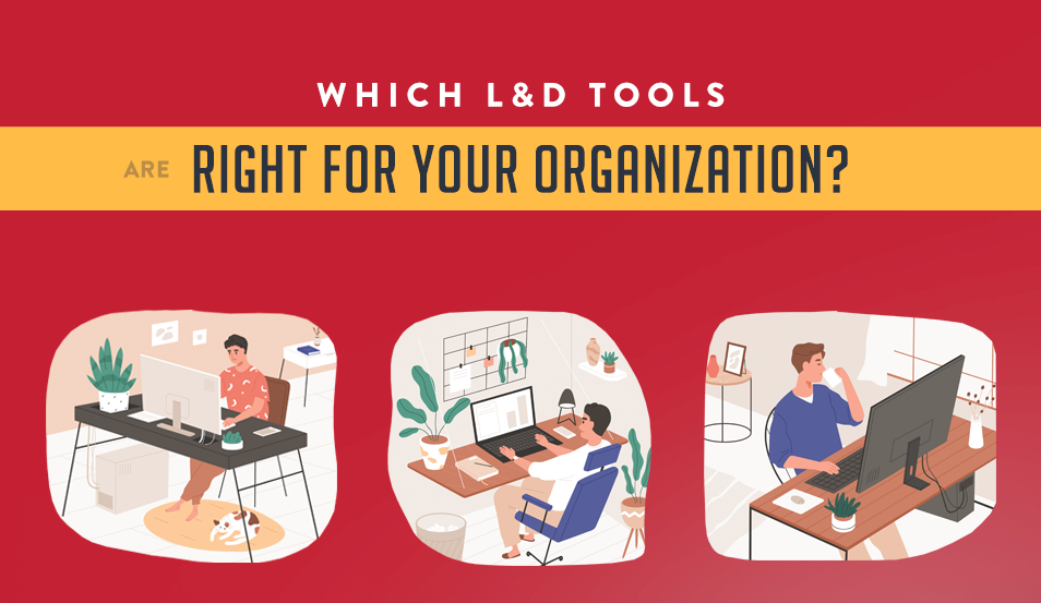 Which Learning and Development Tools are Right for Your Organization?