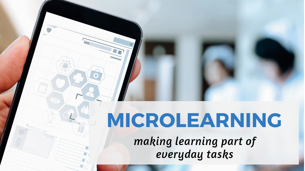 Microlearning: Making Learning Part of Everyday Tasks