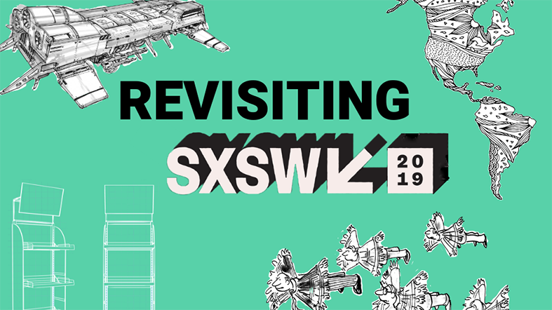 Revisiting SXSW: Training Design Ideas From Surprising Sources