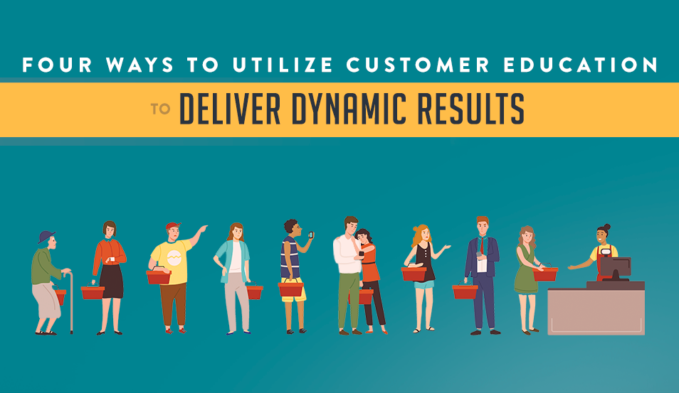 Four Ways to Utilize Customer Education To Deliver Dynamic Results