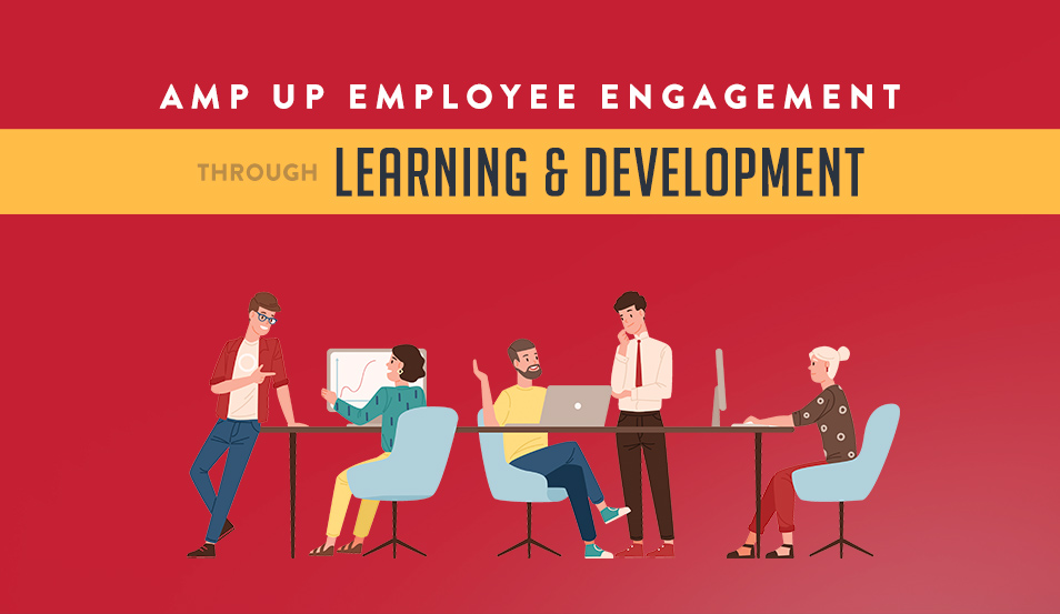 employee engagement learning and development