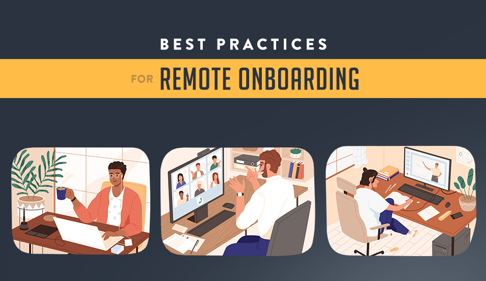 Best Practices for Remote Onboarding