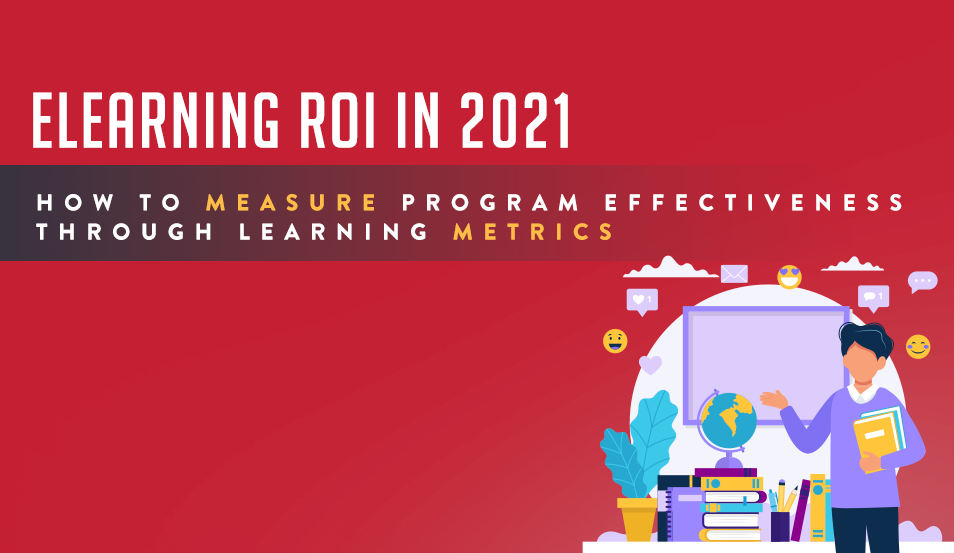 Understanding Learning Program Effectiveness: How to Track and Measure eLearning ROI in 2021
